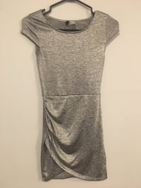 silver bodycon dress Calgary, T3J 1P9