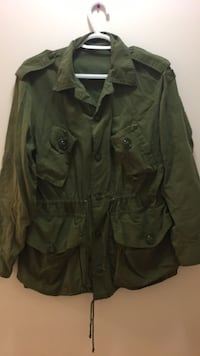 Medium 1990 Authentic Canadian Army Jacket  Vancouver, V5K 3E2