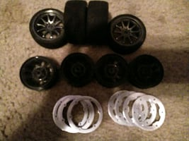 Wheels for RC car