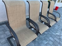 6 Patio chairs and table Las Vegas, 89183