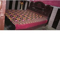Dabal bed with box and gadde Ghaziabad, 110093