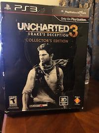 Uncharted 3 Collector's Edition Brand New Mississauga, L5C 2Z3