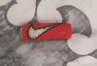Handmade Beaded Nike lighter case Winnipeg, R2M 2E1