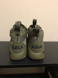 Pair of gray nike air force 1 shoes Hyattsville, 20782