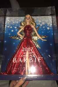 2017 holiday Barbie  Toronto, M3A 2R4