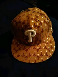 Philadelphia Phillies fitted  7 1/4 Wilmington, 19801