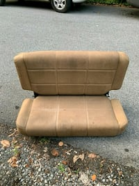 Jeep Yj/ Tj back seat Chester County