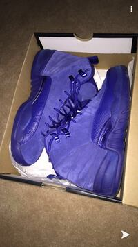 Jordan 12 blueZ size 7 Pickering, L1V