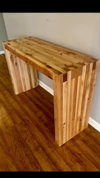 "Handcrafted 48"" Desk New Orleans"