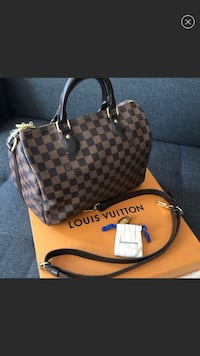 Authentic Louis Vuitton speedy  Belmont, 94002