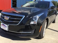 ***EXTRA LOW MILES***2015 Cadillac ATS 4DR 2.0L Luxury with AWD, SUNROOF, NAVIGATION Des Moines