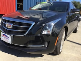 ***EXTRA LOW MILES***2015 Cadillac ATS 4DR 2.0L Luxury with AWD, SUNROOF, NAVIGATION