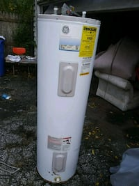 Electric hot water heater Cleveland, 44120