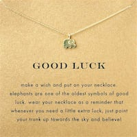 """Dogeared """"Good luck"""" necklace (brand new)  St Catharines, L2W"""