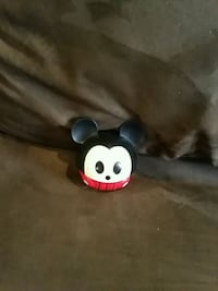 black and white Mickey Mouse plastic toy Clearfield, 84015