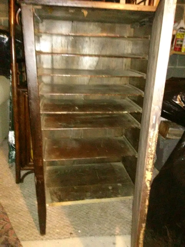 Antique pie cabinet. HomeHome and Garden Canton - Used Antique Pie Cabinet For Sale In Canton - Letgo