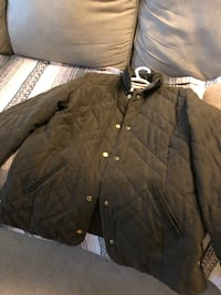 $20 only size 14 jacket excellent condition with pockets and lined Burnaby, V5E 0A4