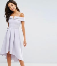 NEW ASOS Off The Shoulder Dress Markham, L6B 0R9