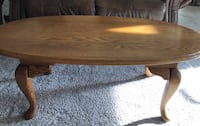 Coffee table and 2 end tables New Carlisle, 46552