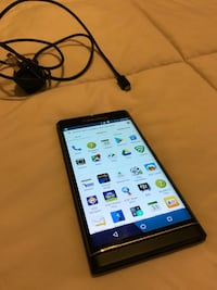 blackberry PRIV 32gb, android OS, AT&T