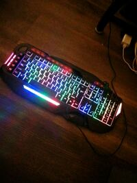 XTREME GAMING KEYBOARD AND WIRELESS MOUSE  St. Catharines, L2M 1T4