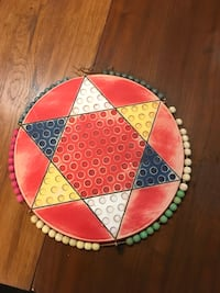 Vintage Chinese checker board Houston, 77063