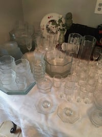 Complete set of dishes and dessert, etc., etc Vaughan, L4L 5H7