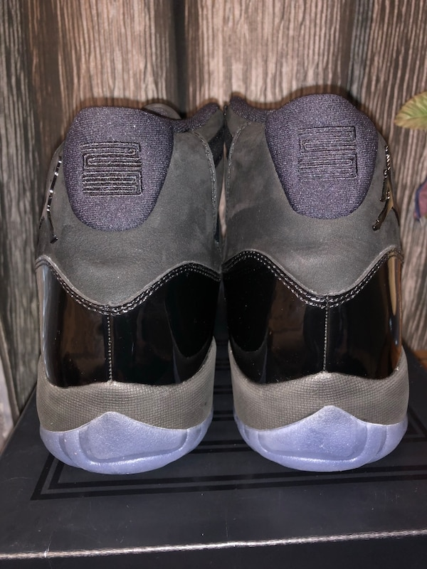 943e1adf5c2a0f Used Air Jordan Retro 11 Cap and Gown for sale in Plano - letgo