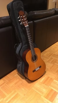 Yamaha CS40 guitar never used; bought at music store.
