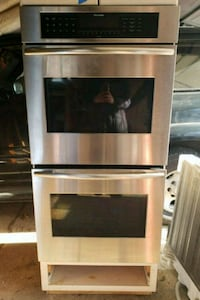 Thermador Double ovens electric