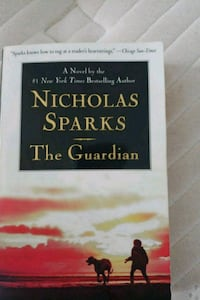 The Guardian by Nicholas Sparks Adelphi, 20783