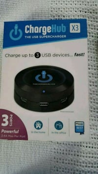 Hub Charger x3 Franklin Township, 08873