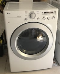 Ultra Large Capacity Gas Dryer