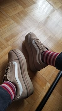 NEW vans platform shoes imitation Toronto, M2J 3B3