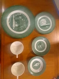Colonial Homestead by Royal Plate Set Elkton, 22827