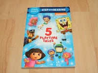5 Playtime Tales - Step into Reading (5 early readers) Surrey