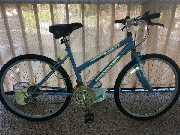 Women S Mt Fury Roadmaster Bike