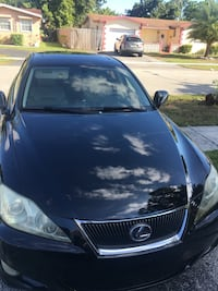 Lexus is250 Lauderhill, 33313
