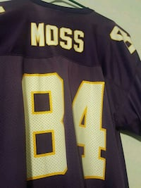 purple and black Moss 84 jersey  Port Moody, V3H 4A1