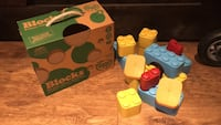 Set of eco green toys blocks Hamilton, L9K 0C5