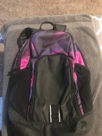 black and pink Adidas backpack Fresno, 93704