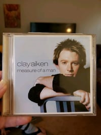 Clay Aiken, Measure of a Man CD Redford Charter Township, 48239