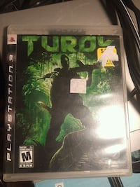 PS3 gameTurok Edmonton, T5Y 2H2