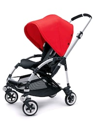 Poussette bugaboo bee + Paris, 75020
