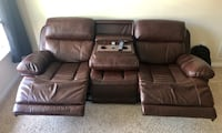 Leather couch and loveseat Westerville, 43082