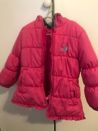 Pink London Fog Coat 5T Cresco, 18326