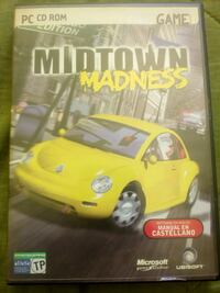 "Juego para PC ""Midtown Madness"" Pinto"