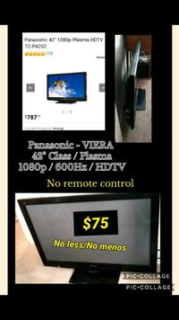 42' HDTV Panasonic Fountain Valley, 92708