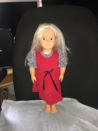 """Our generation 18"""" doll Jessup, 20794"""