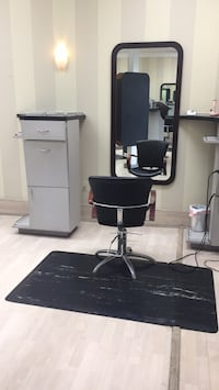 Salon moving sale!! Stylist chairs, cabinets & mirrors available! All custom made.  Montgomery Village, 20886